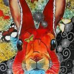 watercolour, watercolor, mixed media, watercolour and mixed media, watercolor and mixed media